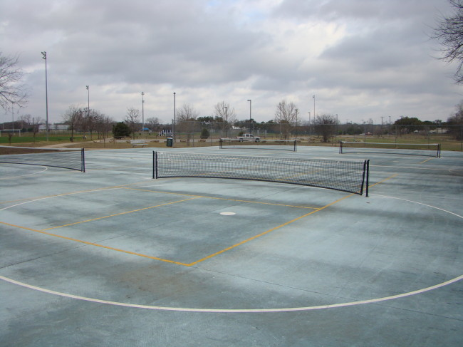 Outdoor Pickleball Courts 001