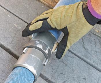 hose coupling-b350