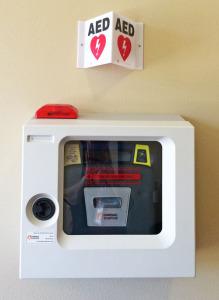 AED en la pared-500