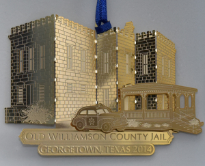 2014 ornament Old Jail