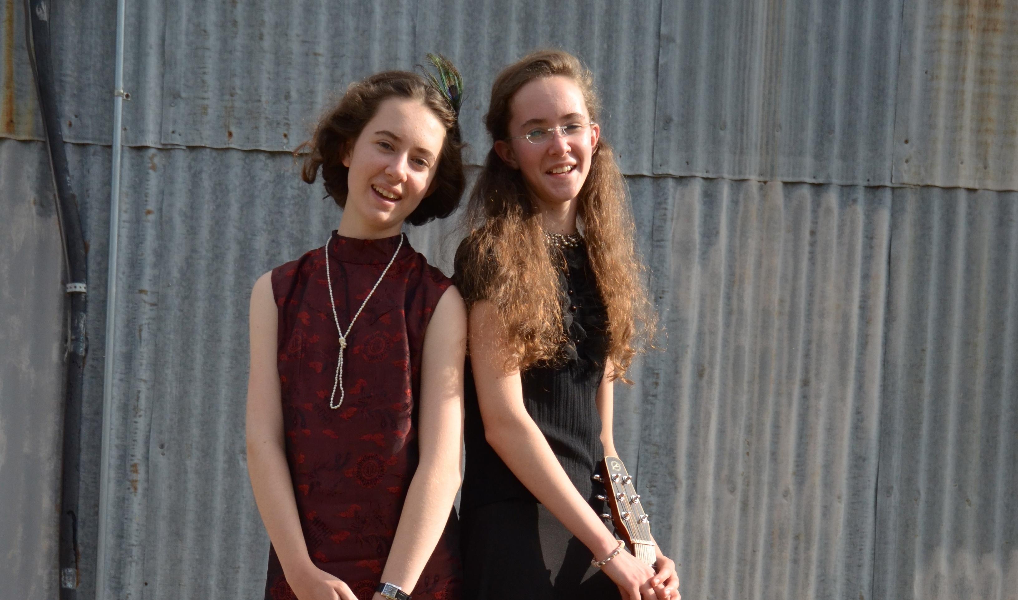 Minnie & Ella Jordan Return to Play Live at the Library Aug. 23
