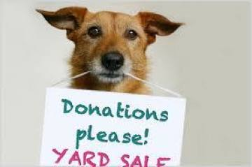Animal Shelter Seeks Donations for Garage Sale