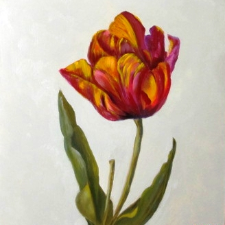 Art Exhibit by Williamson County Art Guild in Library Through Sept. 26