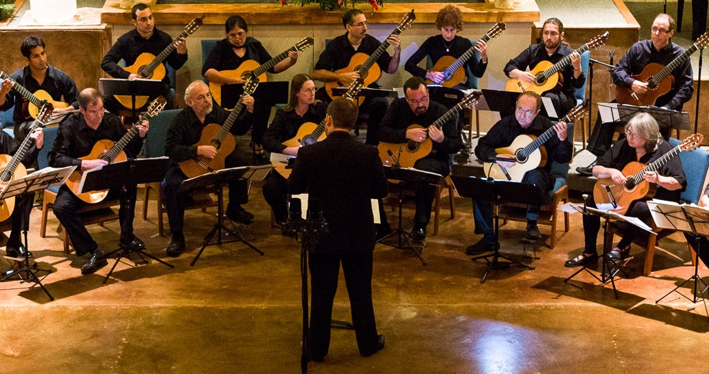 Austin Classical Guitar Ensemble to Perform in Library Oct. 18