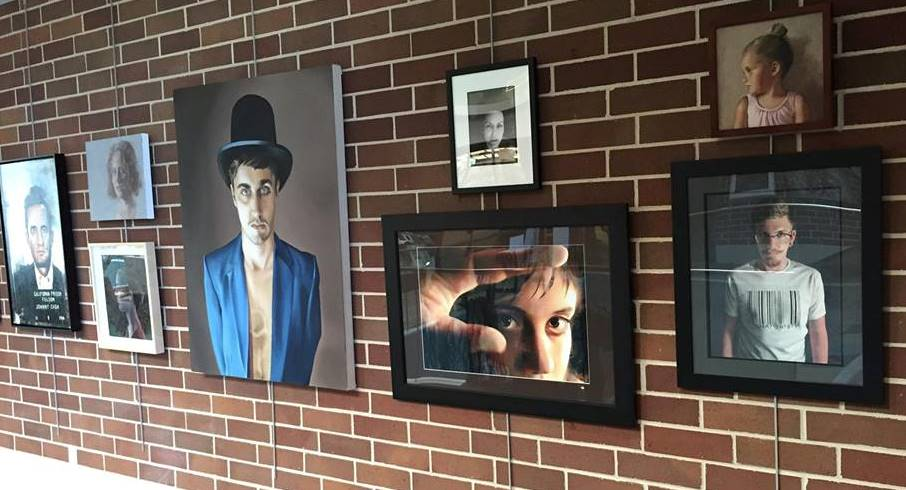 Art Hop Exhibit at Art Center and Library Oct. 2-30