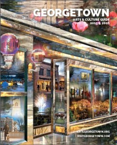 Arts & Culture Guide 2015-2016 cover image