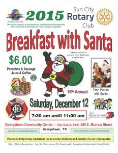 Breakfast with Santa flyer 2015 web