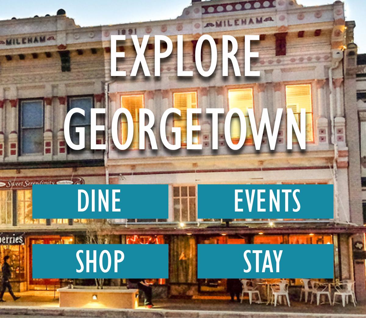 Visite Georgetown